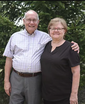 Earl and Cheri Cornprobst